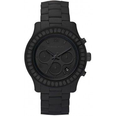 Michael Kors Women's Black Watch